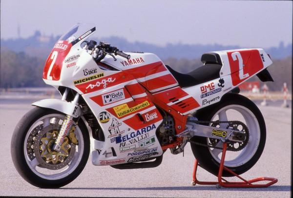 1988 - WSBK Franco Pirovana