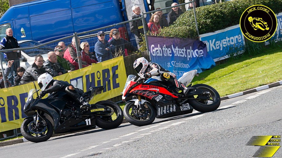 Cookstown Michael Cooke 1