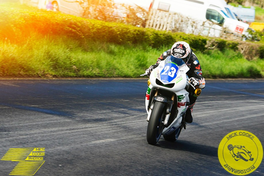 Cookstown Michael Cooke 3