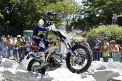 Graham Jarvis – Red Bull Romaniacs 2016 prologue