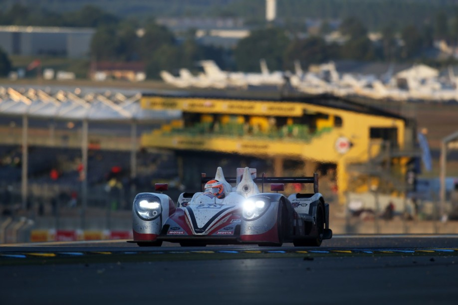 Great Fightbacks - Jota Le Mans