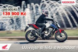 Honda akce