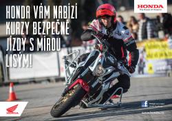 Honda-skola jizdy