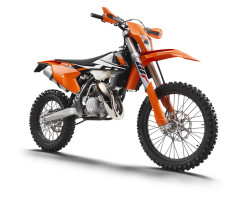 KTM 125 XC-W_MODELO 2017