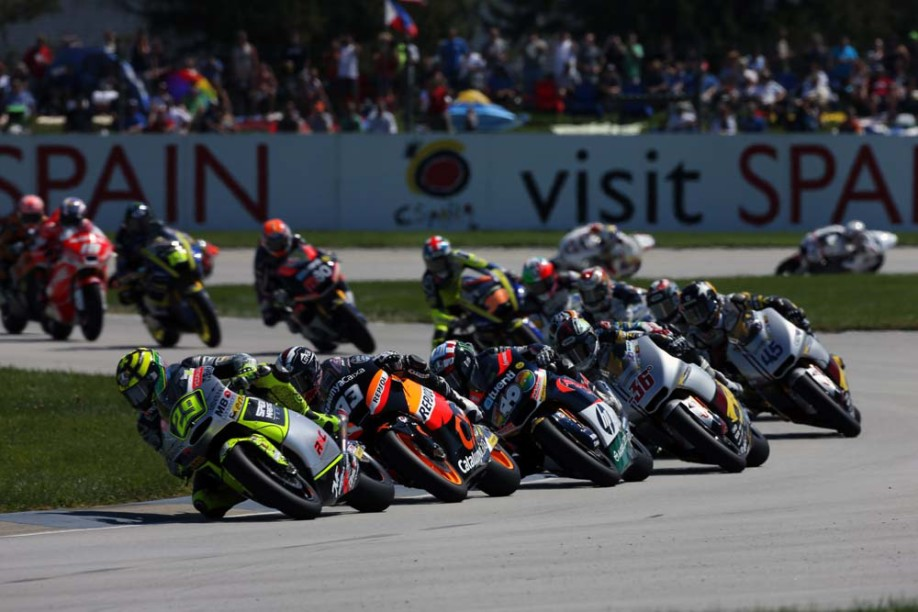 Moto2 and 3 - An arena for some of the closest racing and greatest fightbacks