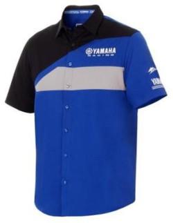 Paddock blue_Yamaha_tricko