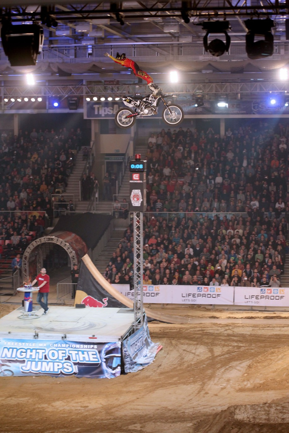 Libor Podmol - NIGHT of the JUMPs Linz 2014