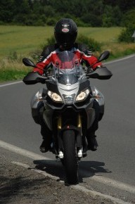 Aprilia Caponord 1200 ABS/ATC Travel aDD