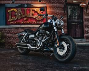 Harley-Davidson Fatbob