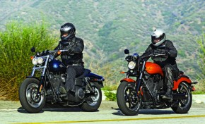 Harley-Davidson vs. Victory Judge