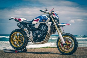 The Africa Four CRF1000R