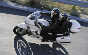 Moto Guzzi Norge GT 8V