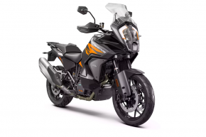 KTM 1290 SUPER ADVENTURE S - Front-Right