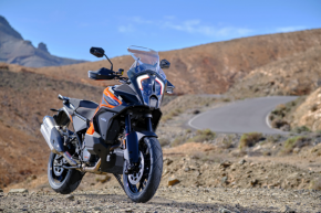 KTM 1290 SUPER ADVENTURE S - Static