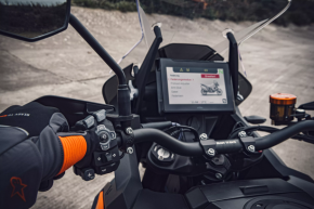 KTM 1290 SUPER ADVENTURE S, Detail display 2