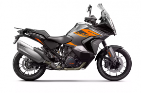 KTM 1290 Super Adventure S MY 2021 dressed