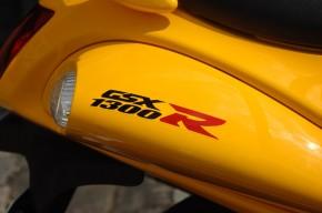 Suzuki GSX-R Hayabusa MY 2013