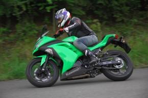 Kawasaki 300 Ninja 10