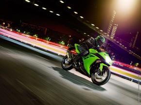 Kawasaki 300 Ninja 11