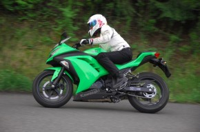 Kawasaki 300 Ninja 5