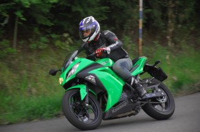 Kawasaki 300 Ninja 8