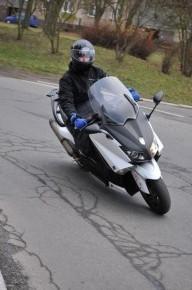 Yamaha T-Max
