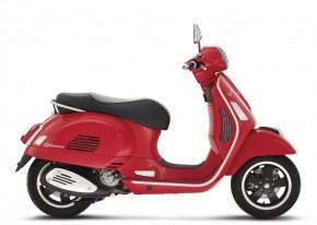 Červená motorka :)